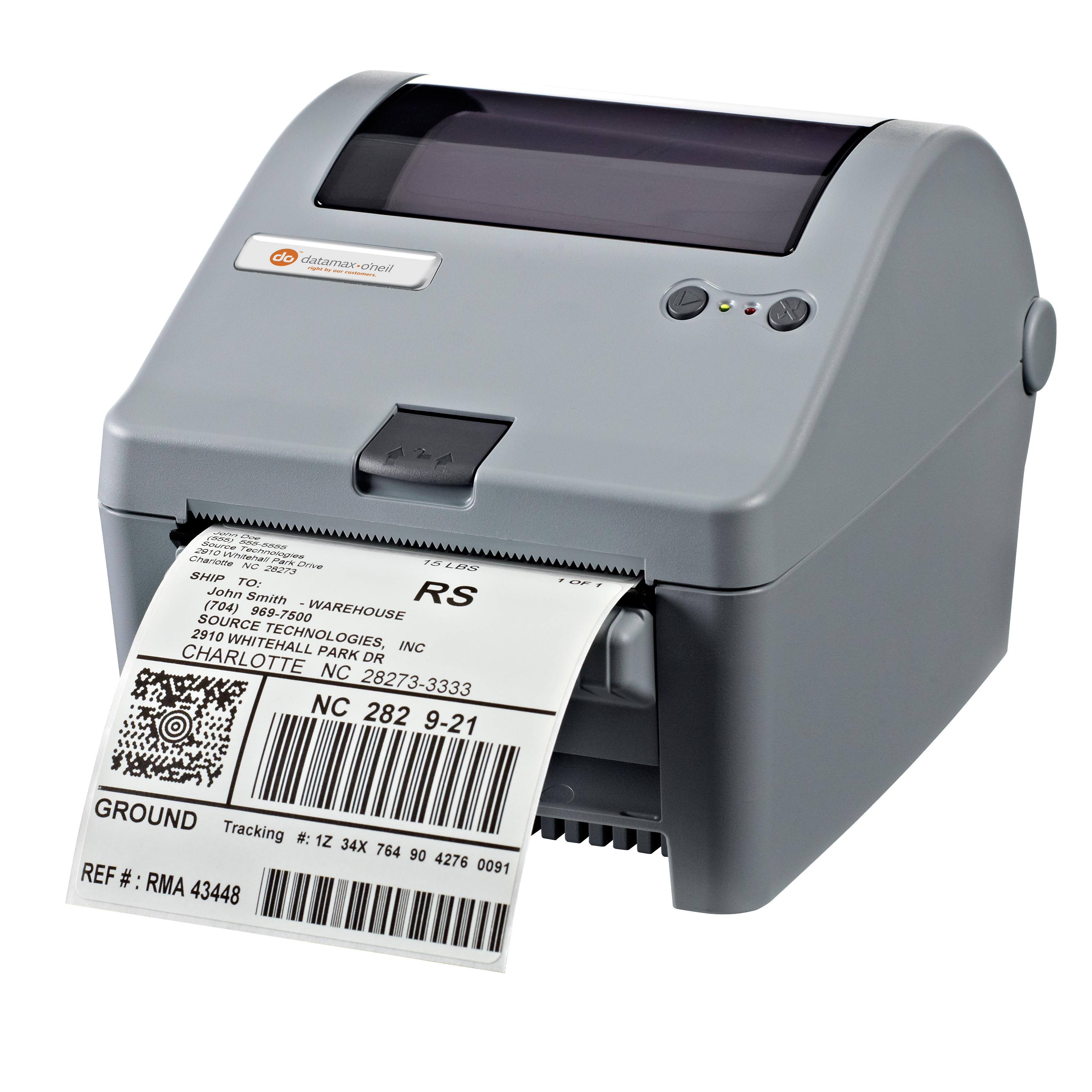 Принтер наклеек совместимый с Парус