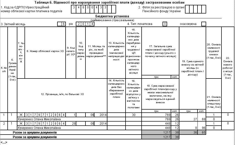 бланк баланса 2015 украина скачать - фото 7